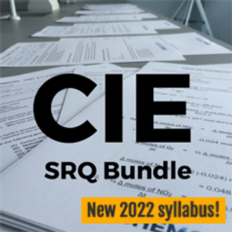 CIE AS SRQ Bundle