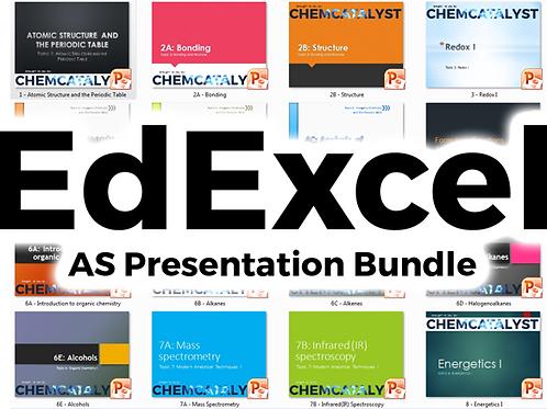 EdExcel AS Presentation Bundle