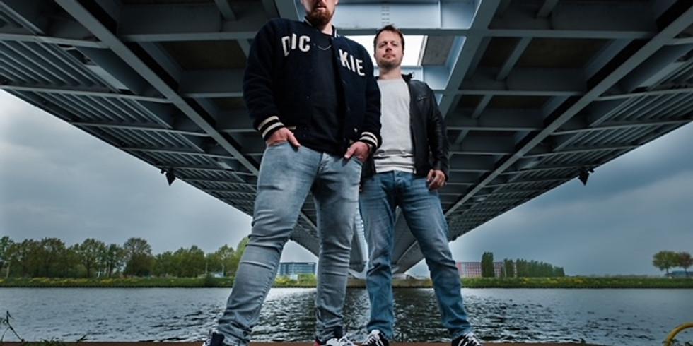 Akke & Roel the beat