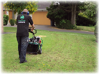 lawn treatment,Green Frog Landscaping, Bolton, Atherton, Farnworth, Horwich, Leigh, Warrington, Wigan, Manchester, Hale, Sale, Wilmslow, Westhoughton, garden, maintenance, gardener, lawn, care, treatment, weed, feed, scarifying, scarify, aeration, rent,