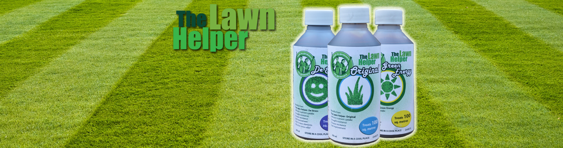Targeted lawn assistance
