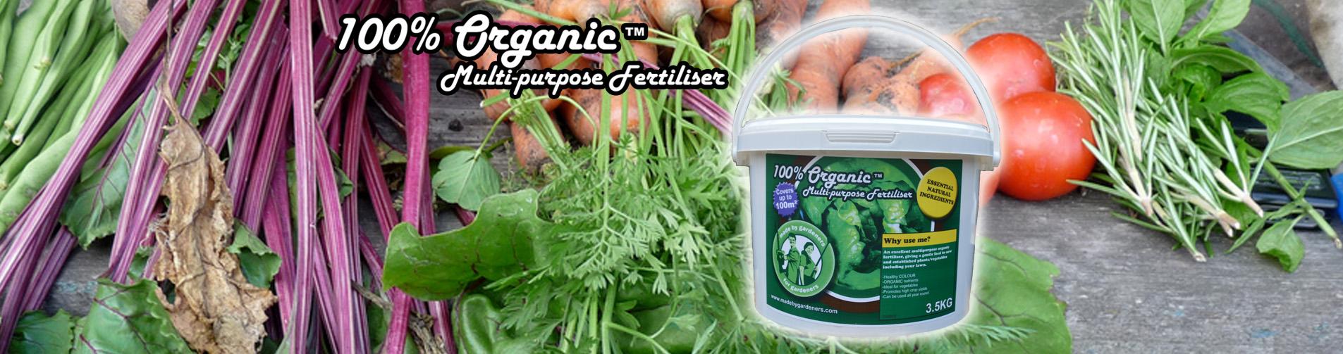 100% natural multi purpose feed
