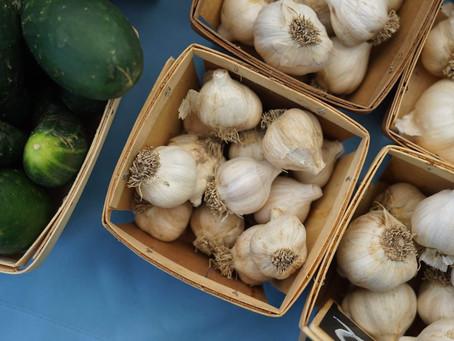 Upper Arlington Farmers Market: September 4