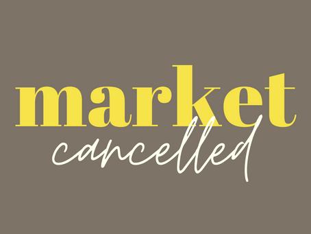 MARKET CANCELLED: June 10