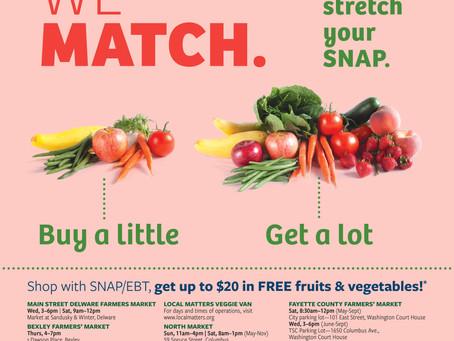 Upper Arlington Farmers Market: June 12