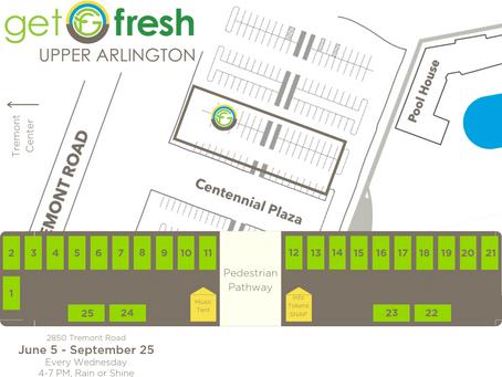 Upper Arlington Farmers Market: August 14