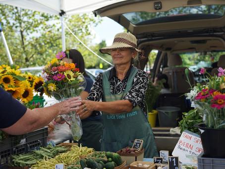 Upper Arlington Farmers Market: September 25