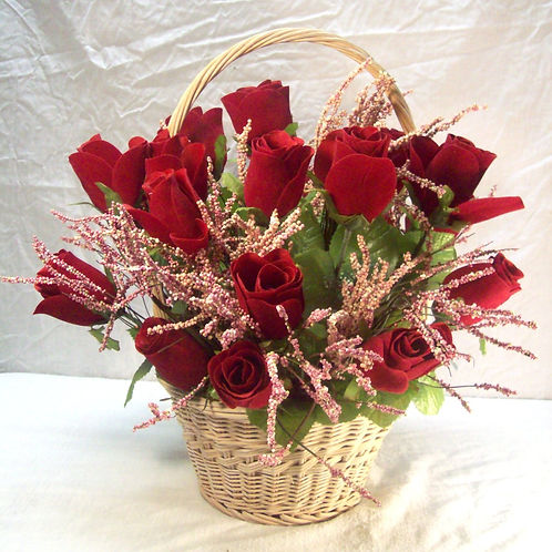 Basket for Red