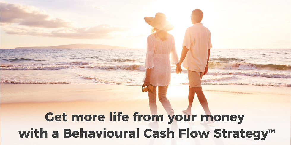 SIMPLIFY your Financial Life with a Cash Flow Plan| webinar