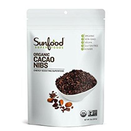 8oz - Organic Cacao Nibs