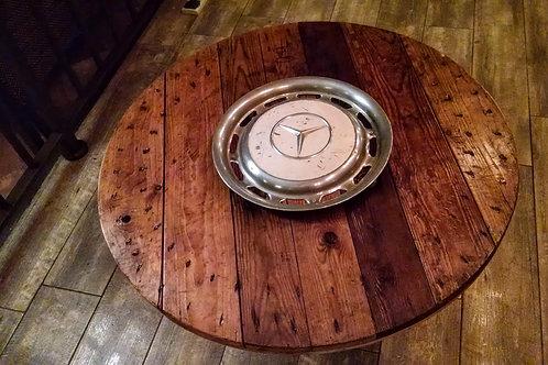 RECLAIMED CUSTOM COCKTAIL TABLE