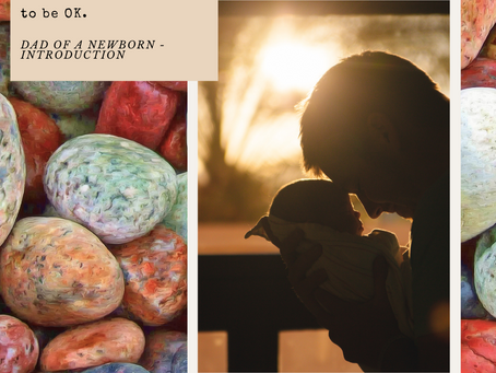 Dad of a newborn - Introduction