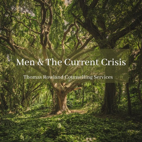 Men & The Current Crisis