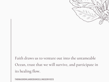 Faith & Fear Part V: Chaos