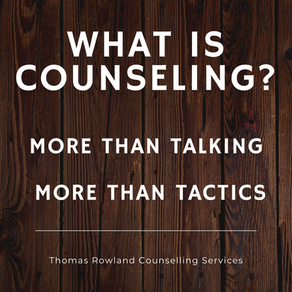 What is Counselling?