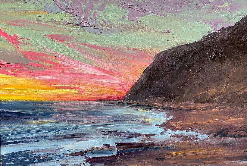Sunset 4  #467