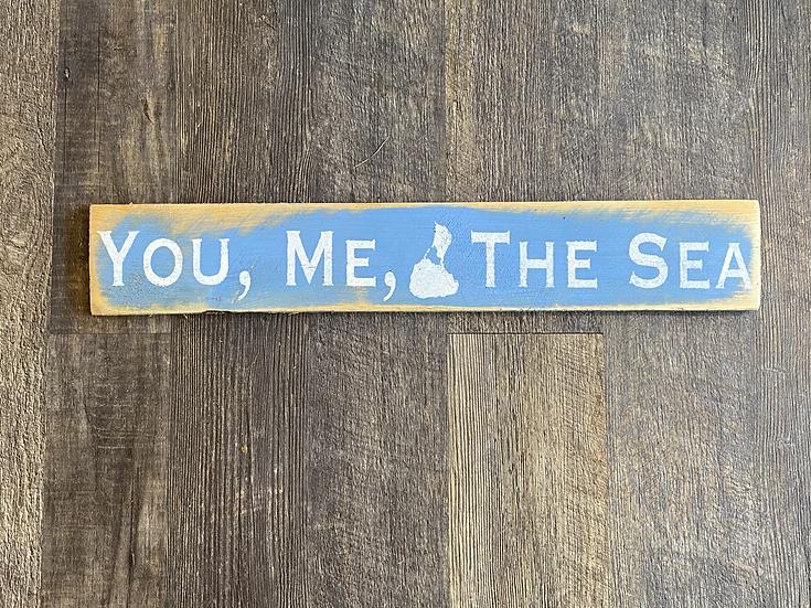You, Me, The Sea