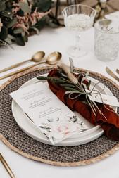 Vintage Boho - Styled Wedding (Sabka)
