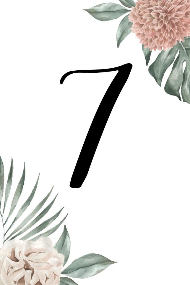Tafelnummer
