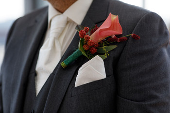 Dusty Rose & Burgundy - Styled Shoot