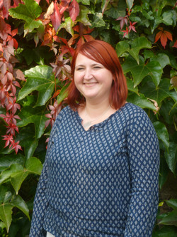 Caroline Haas - unsere Kollegin in Elter
