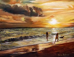 """""""Fun on the beach"""""""