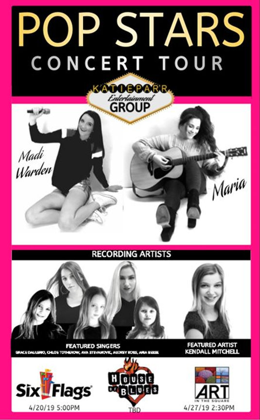 Check out Katie Parr Entertainment Group