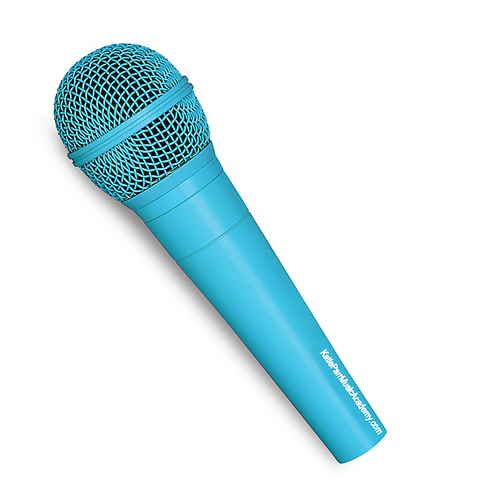 Blue Performance Microphone