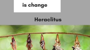 What's normal during change?