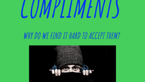 Why do we find it hard to accept compliments?
