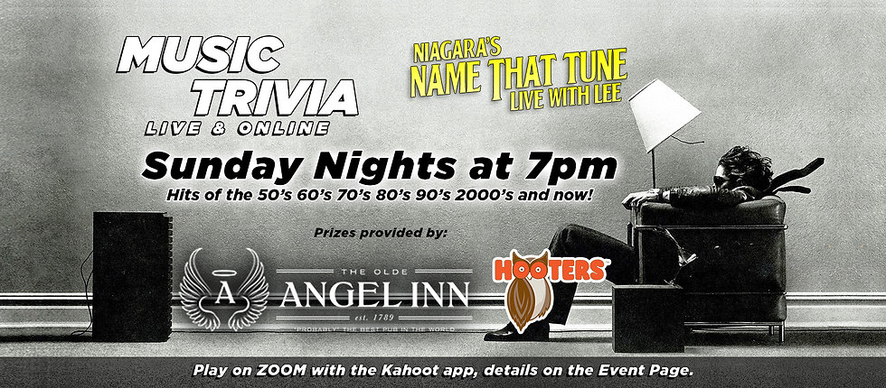 niagaras name that tune live with lee music trivia