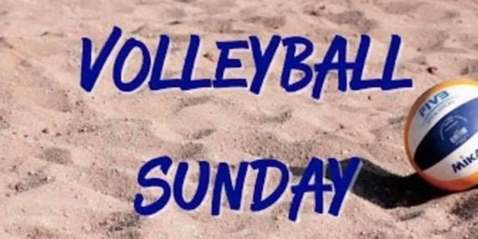Sunday Volleyball League