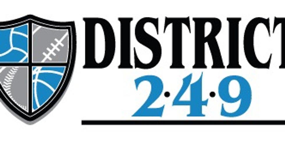 District 249 COMEDY SHOWCASE