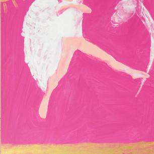 Angel with Albatross