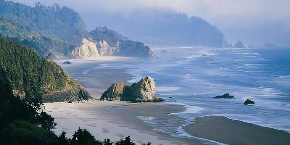 Spiritual Writing By The Sea