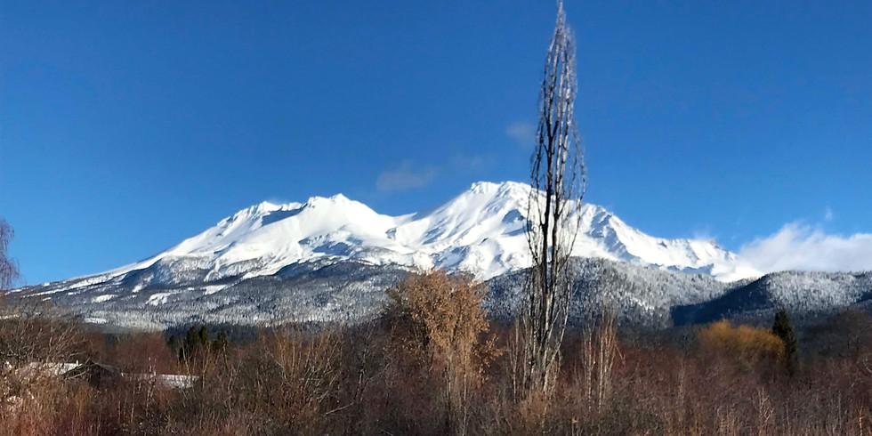 Mt. Shasta Writing Retreat