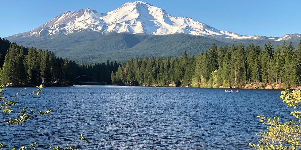Mount Shasta Spiritual Writing Retreat