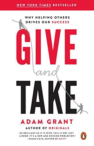 give & take, adam grant