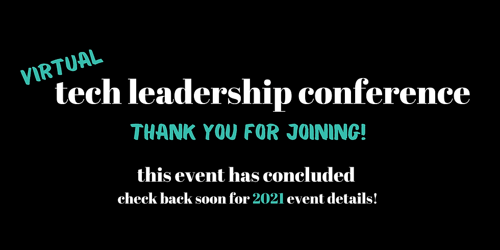 tech leadership conference