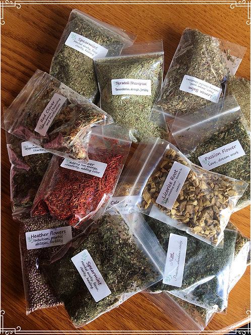 Magical Herbs Bundle Bag