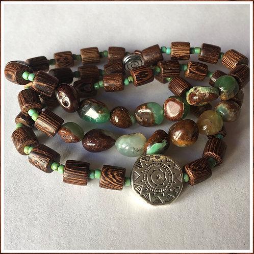 Men's Australian Jade Bracelet