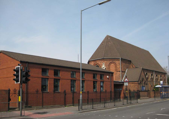 Selly Park baptist church