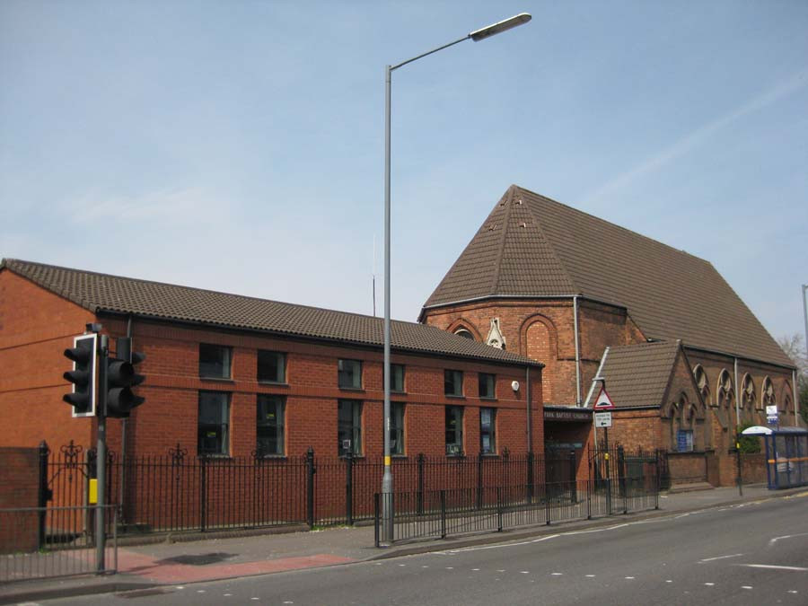 Selly Park baptist church