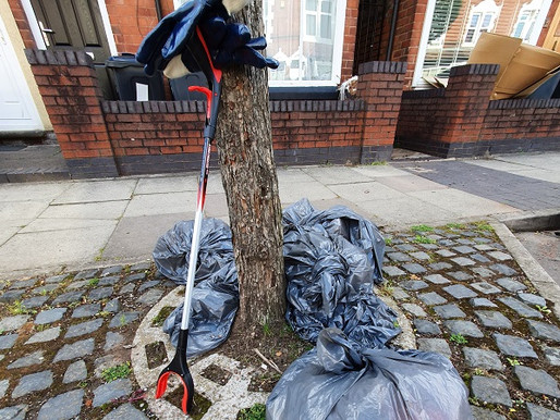 Litter Picking Group