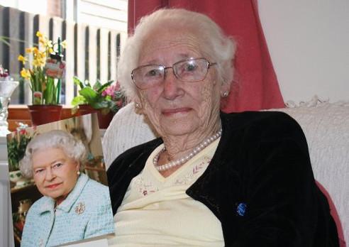 Daisy's 100th birthday