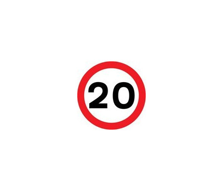 Local 20mph speed restrictions