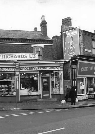 St Stephens Road 1/1/71  by Geoff Thompson http://www.photobydjnorton.com/
