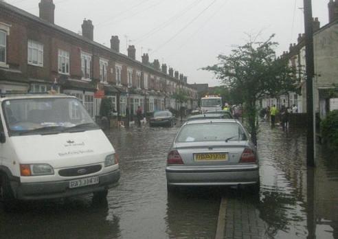 Flood Jun 2012