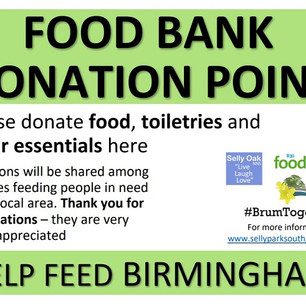 Continue to Help Feed Birmingham