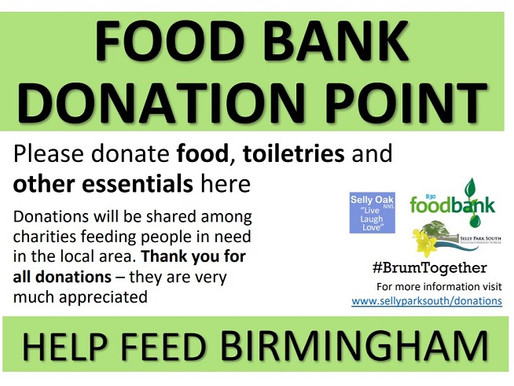 Continue to Help Feed Birmingham
